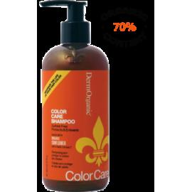 Sampon profesional pentru protectia culorii fara sulfati  DermOrganic