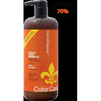 Sampon profesional pentru protectia culorii fara sulfati 350ml DermOrganic