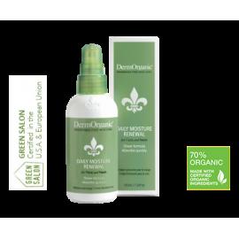 Crema Hidratanta Profesionala Faciala Regeneranta  Organica