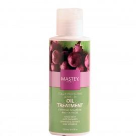Ulei tratament Leave-IN profesional pe baza de ulei de argan si ulei de masline Mastey