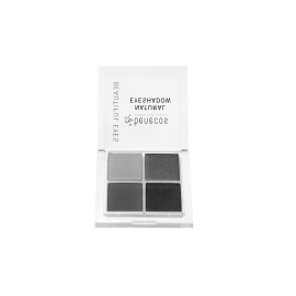 Fard natural Quattro SMOKEY EYES Benecos