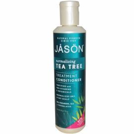 Balsam de par Jason cu tea tree, tratament pt par deteriorat