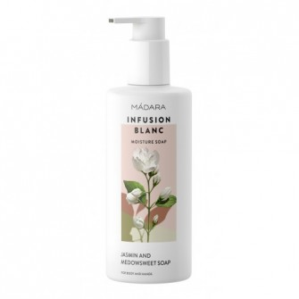 Gel de duș & săpun lichid - Infusion Blanc Madara