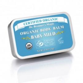 Balsam de corp organic Baby Dr. Bronner's Magic