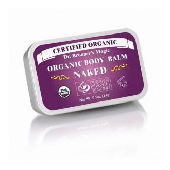 Balsam de corp organic Inodor Dr. Bronner's Magic