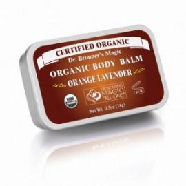 Balsam de corp organic Lavanda si Portocala Dr. Bronner's Magic
