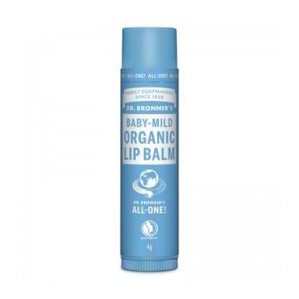 Balsam de buze organic Inodor Dr. Bronner's Magic