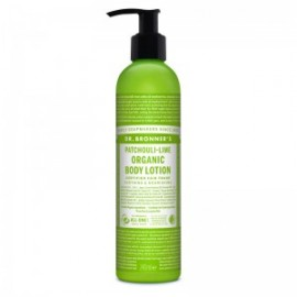 Lotiune Organica de Patchouli si Lime Dr. Bronner's Magic