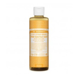 Sapun lichid de Castilia 18-in-1 Citrice