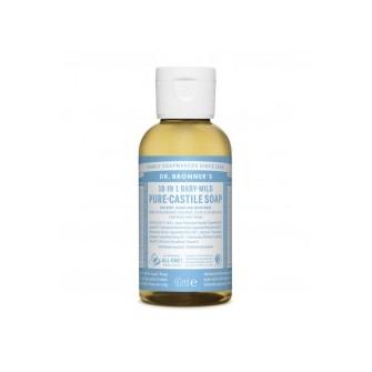 Sapun lichid de Castilia 18-in-1 Inodor, pentru bebelusi si piele sensibila