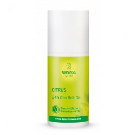 Deodorant Roll-On Citrus Weleda