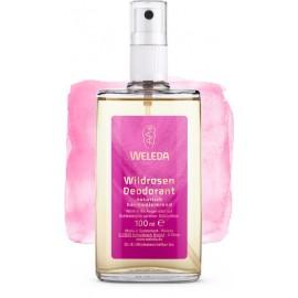 Deodorant spray cu trandafir salbatic Weleda