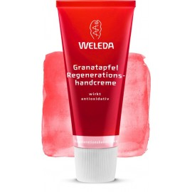 Crema regeneranta de maini cu rodie Weleda