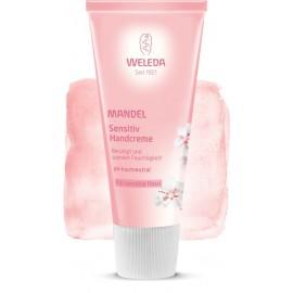 Crema de maini cu migdale pentru piele sensibila Weleda