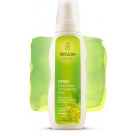 Lotiune de corp hidratanta cu citrice Weleda