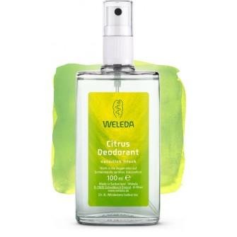 Deodorant cu citrice Weleda
