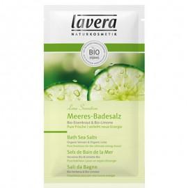 Sare de baie Lime Sensation – lime si verbina Lavera