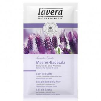 Sare de baie Lavender Secrets – lavanda si aloe vera Lavera