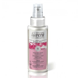 Deo spray BIO ROSE GARDEN Body SPA Lavera