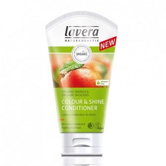 Balsam de par bio color & shine Lavera