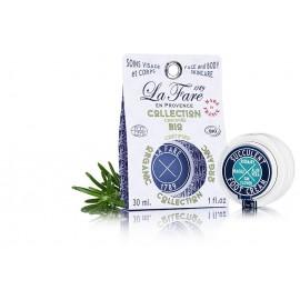 Crema picioare BIO Succulent La Fare 1789, 30 ml