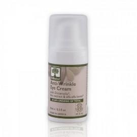 Crema bio antirid pentru ochi cu ulei de masline
