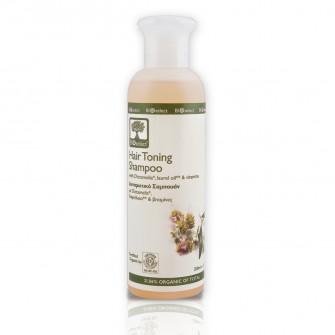 Sampon bio tonic impotriva caderii parului cu ulei de masline