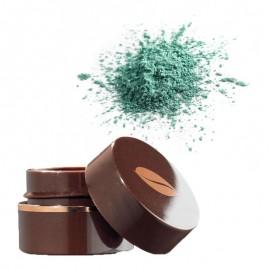 Fard de pleoape natural pulbere Eclats de Vert Phyt's