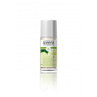 Deodorant natural roll-on Lime Sensation Lavera