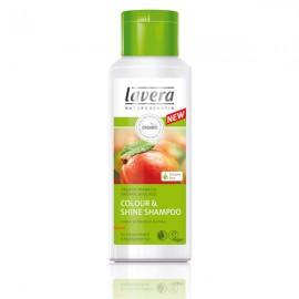 Sampon natural pentru par vopsit Lavera