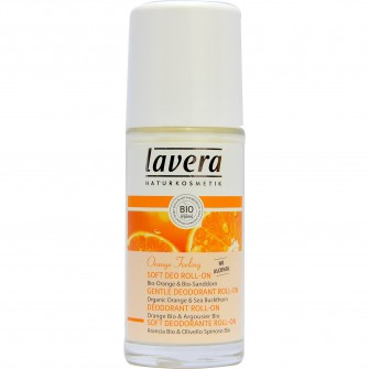 Deodorant bio roll-on orange feeling Lavera