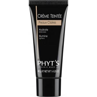 Crema nuantatoare ten deschis naturala Phyt's