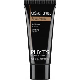 Crema nuantatoare ten inchis naturala Phyt's