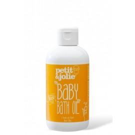 Ulei de curatare pentru bebelusi si copii cu pielea sensibila, Petit&Jolie