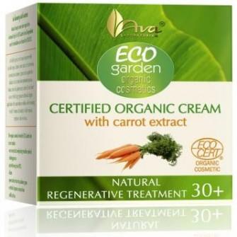 Crema regeneranta pentru ten Eco Garden