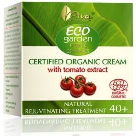 Crema-tratament bio de ten matur 40+ Eco Garden