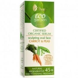 Ser BIO regenerant cu mazare verde si morcov 45+ Eco Garden