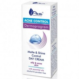Crema de zi anti-acnee Mate and Shine Acne Control