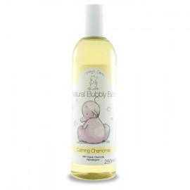 Spuma de baie calmanta cu musetel, pentru bebelusi