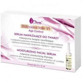 Ser hidratant cu acid hialuronic Professional Home Spa Ava Laboratorium
