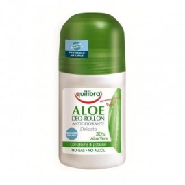 Deodorant Aloe Roll-on Equilibra