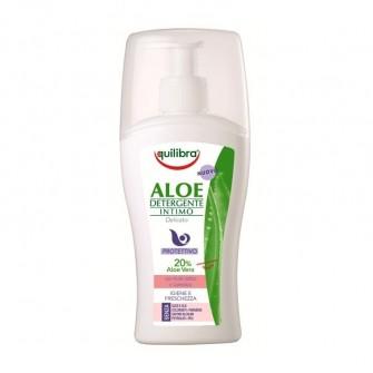 Gel delicat cu Aloe pentru igiena intima Equilibra
