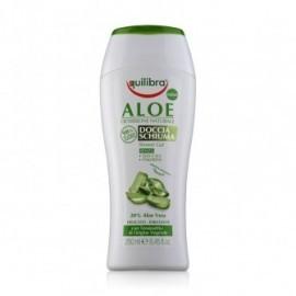 Gel de dus delicat 20% Aloe Vera Equilibra
