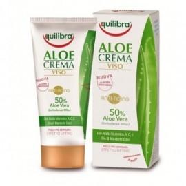 Crema de fata anti-imbatranire cu Aloe Equilibra