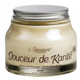 Crema de corp delicata cu nuca de cocos Bionatural