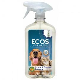 Solutie pentru indepartarea petelor si mirosurilor de animale