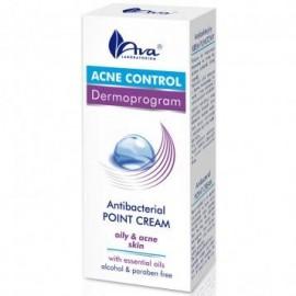 Crema anti-acnee cu efect antibacterian Acne Control