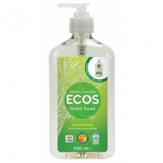 Sapun lichid pentru maini - lemongrass