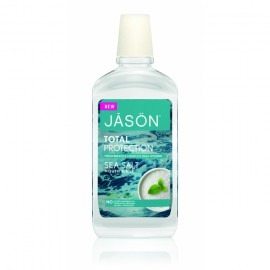Apa clatire gura - respiratie proaspata, 473 ml, Jason