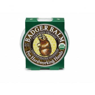 Balsam pentru maini crapate  Hardworking Hands Badger, 56 g